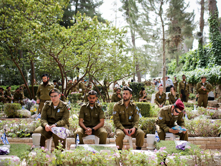 Putting Names to the Faces of the 23,741 Soldiers Who Lost Their Lives Fighting For Israel