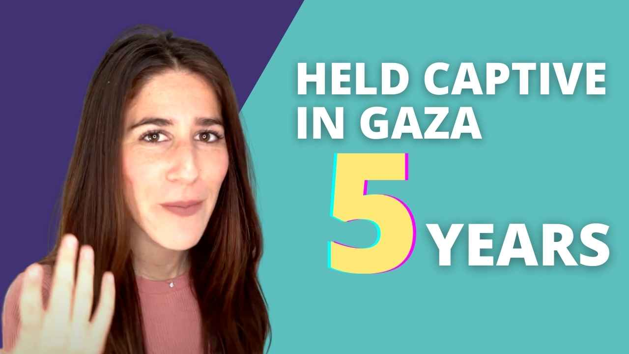 Read more about the article This is the story of Gilad Shalit in 30sec